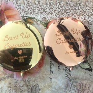 Level Up Luxury Compact Mirrors